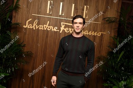 Stock Picture of Ethan Peck