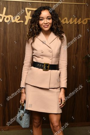 Editorial image of Hollywood Rising Celebration, Arrivals, Sunset Tower Hotel, Los Angeles, USA - 11 Oct 2019