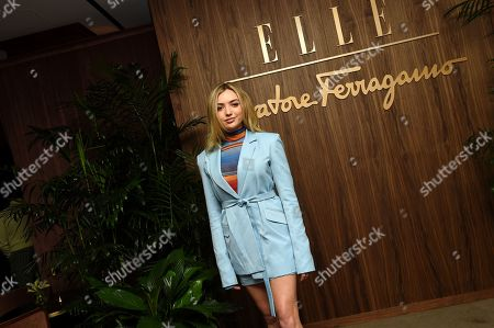Editorial picture of Hollywood Rising Celebration, Arrivals, Sunset Tower Hotel, Los Angeles, USA - 11 Oct 2019