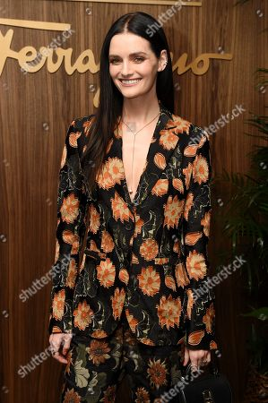 Stock Picture of Lydia Hearst-Shaw