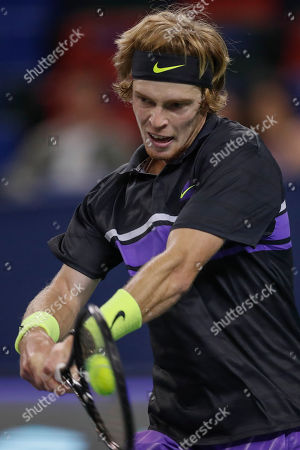 Editorial photo of Tennis Masters, Shanghai, China - 10 Oct 2019