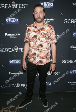 Editorial image of 'Trick' film premiere at Screamfest, Los Angeles, USA - 09 Oct 2019