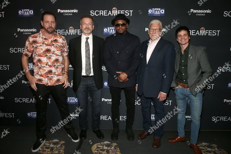 Editorial picture of 'Trick' film premiere at Screamfest, Los Angeles, USA - 09 Oct 2019