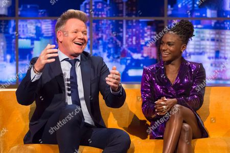 Gordon Ramsay, Dina Asher-Smith