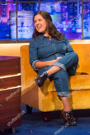 Editorial photo of 'The Jonathan Ross Show', TV show, Series 15, Episode 5, London, UK - 12 Oct 2019