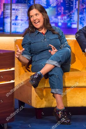 Editorial picture of 'The Jonathan Ross Show', TV show, Series 15, Episode 5, London, UK - 12 Oct 2019