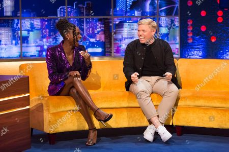 Dina Asher-Smith, Rob Beckett