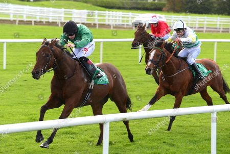 NAVAN. STRONG JOHNSON and Colin Keane win for trainer Kieran Cotter.