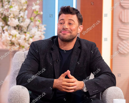 Editorial photo of 'Lorraine' TV show, London, UK - 10 Oct 2019
