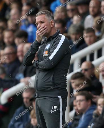 Peterborough manager Darren Ferguson