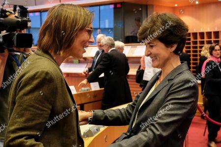Sylvie Goulard, Commissioner-designate Industrial policy, Internal Market