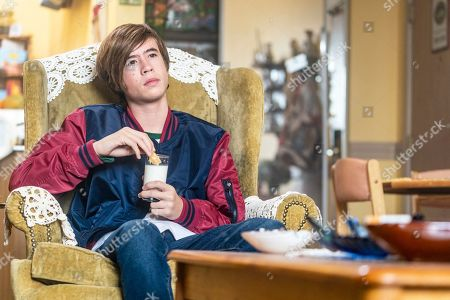 Liam Carroll as Jared Parker