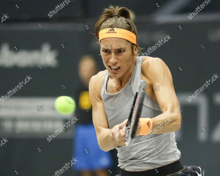 Stock Image of Andrea Petkovic (GER)
