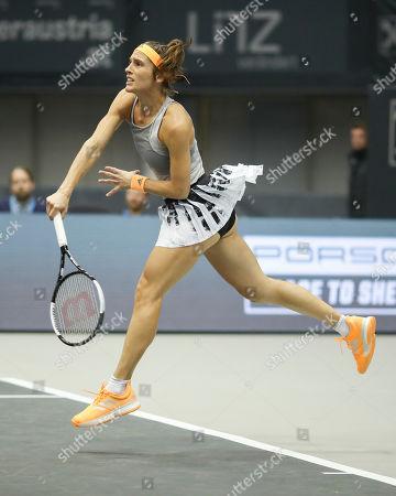 Editorial image of Linz Open tennis tournament, Austria - 09 Oct 2019