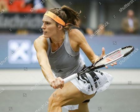 Editorial picture of Linz Open tennis tournament, Austria - 09 Oct 2019