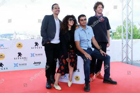 Editorial photo of 'Achoura' photocall, 52nd Sitges Fantastic Film Festival, Mirador, Spain - 09 Oct 2019