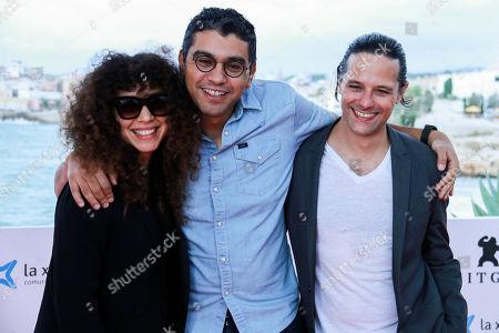 Sofia Manousha, Talal Slehami, Ivan Gonzalez