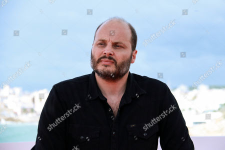 Stock Picture of Director Fabrice Du Welz