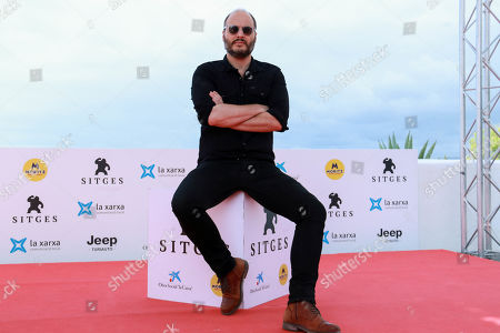 Editorial picture of 'Achoura' photocall, 52nd Sitges Fantastic Film Festival, Mirador, Spain - 09 Oct 2019