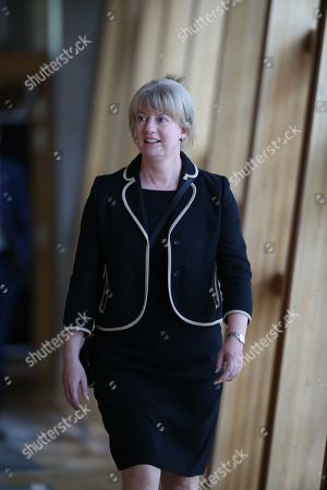 Editorial picture of Scottish Parliament First Minister's Questions, The Scottish Parliament, Edinburgh, Scotland, UK - 10 Oct 2019