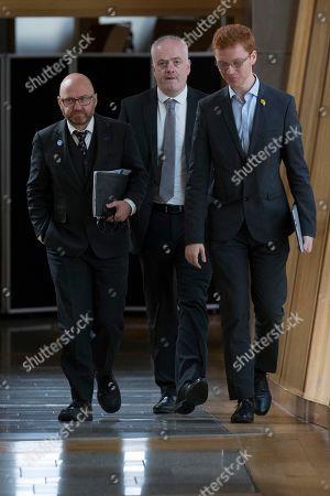 Editorial photo of Scottish Parliament First Minister's Questions, The Scottish Parliament, Edinburgh, Scotland, UK - 10 Oct 2019