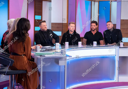 Editorial picture of 'Loose Women' TV show, London, UK - 10 Oct 2019