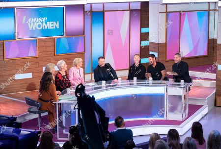 Editorial photo of 'Loose Women' TV show, London, UK - 10 Oct 2019