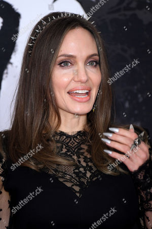 Editorial picture of 'Maleficent: Mistress of Evil' film photocall, London, UK - 10 Oct 2019
