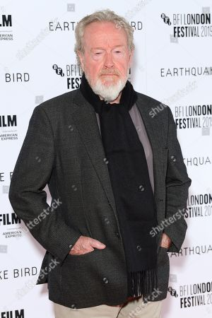 Stock Picture of Ridley Scott