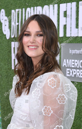 Stock Picture of Keira Knightley