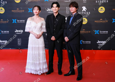 Editorial picture of 'Her Blue Sky' premiere, 52nd Sitges Fantastic Film Festival, Spain - 09 Oct 2019