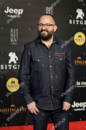 Fernando Gonzalez poses for the photographers during the premiere of the movie 'Legado en los huesos' (lit.: Legacy in the Bones) at the 52nd Sitges International Fantastic Film Festival of Catalonia, in Sitges near Barcelona, Spain, 10 October 2019. The film festival runs from 03 to 13 October.