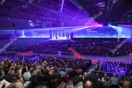 Editorial image of Nordic Business Forum in Helsinki, Finland - 10 Oct 2019