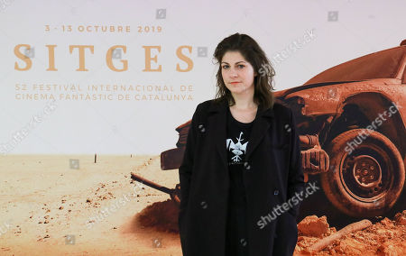 Editorial image of 'Pelican Blood' photocall, 52nd Sitges Fantastic Film Festival, Spain - 10 Oct 2019