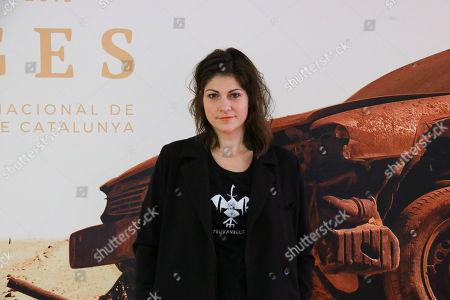 Stock Photo of Katrin Gebbe