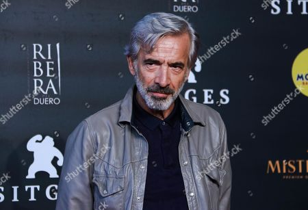 Editorial photo of 'The Legacy Of The Bones' premiere, 52nd Sitges Film Festival, Spain - 10 Oct 2019