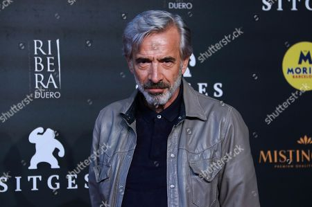Editorial image of 'The Legacy Of The Bones' premiere, 52nd Sitges Film Festival, Spain - 10 Oct 2019