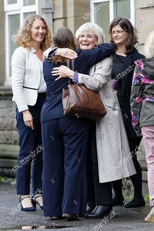 Editorial image of Inquest into the death of Geraint Thomas, Pontypridd Coroner's Court, Wales - 10 Oct 2019