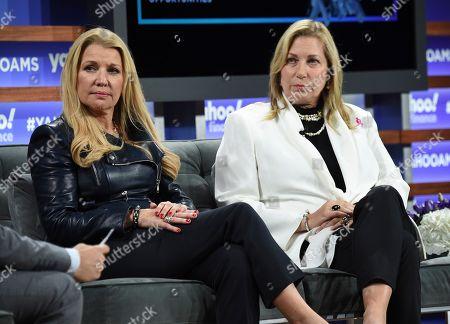 Mindy Grossman, Paula Schneider. WW International CEO Mindy Grossman, left, and Susan G. Komen CEO Paula Schneider participate in the Yahoo Finance All Markets Summit at Union West, in New York