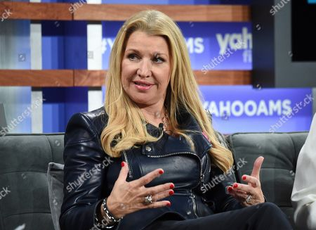WW International CEO Mindy Grossman participates in the Yahoo Finance All Markets Summit at Union West, in New York