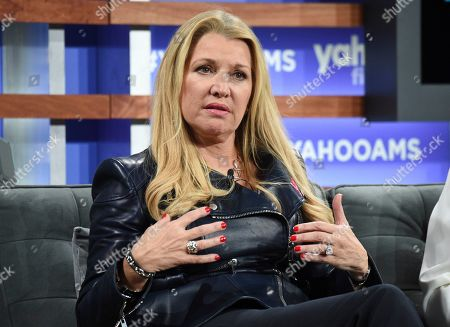 Stock Image of WW International CEO Mindy Grossman participates in the Yahoo Finance All Markets Summit at Union West, in New York
