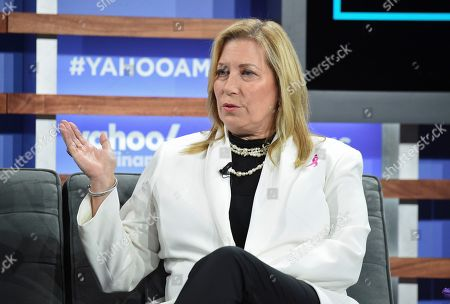 Editorial picture of 2019 Yahoo Finance All Markets Summit, New York, USA - 10 Oct 2019