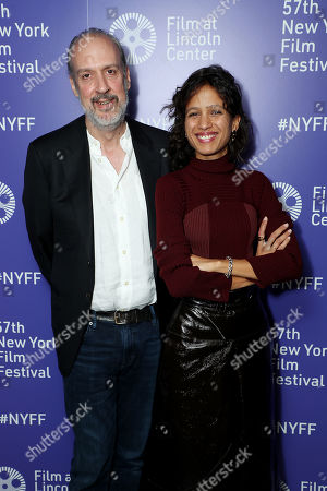 "Editorial image of 57th New York Film Festival Premiere screening of Netflix ""Atlantics"", New York, USA - 09 Oct 2019"