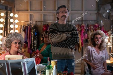 Rebekka Johnson as Dawn Rivecca, Kia Stevens as Tamme Dawson, Marc Maron as Sam Sylvia and Betty Gilpin... Debbie Eagan