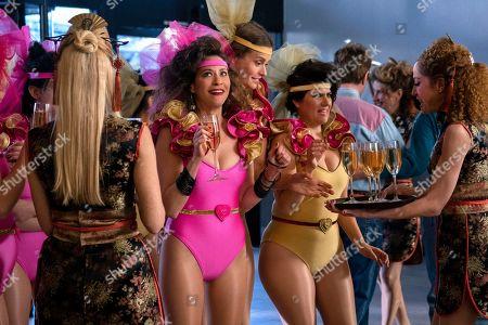 Jackie Tohn as Melanie Rosen, Marianna Palka as Reggie Walsh and Rebekka Johnson as Dawn Rivecca
