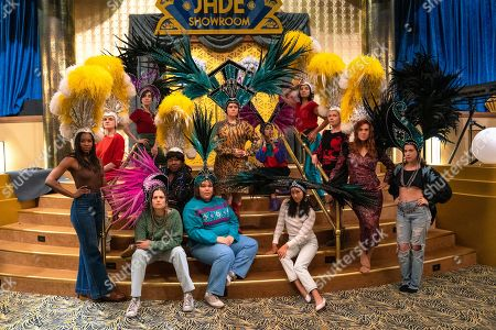 Sydelle Noel as Cherry Bang, Gayle Rankin as Sheila the She-Wolf, Alison Brie as Ruth Wilder, Rebekka Johnson as Dawn Rivecca, Sunita Mani as Arthie Premkumar, Shakira Barrera as Yolanda Rivas, Kimmy Gatewood as Stacey Beswick, Kate Nash as Rhonda Richardson, Jackie Tohn as Melanie Rosen, Marianna Palka as Reggie Walsh, Kia Stevens as Tamme Dawson, Britney Young as Carmen Wade and Ellen Wong as Jenny Chey
