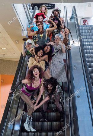 Jackie Tohn as Melanie Rosen, Gayle Rankin as Sheila the She-Wolf, Shakira Barrera as Yolanda Rivas, Ellen Wong as Jenny Chey, Kimmy Gatewood as Stacey Beswick, Rebekka Johnson as Dawn Rivecca, Kate Nash as Rhonda Richardson, Marianna Palka as Reggie Walsh, Britney Young as Carmen Wade, Sunita Mani as Arthie Premkumar, Betty Gilpin as Debbie Eagan and Kia Stevens as Tamme Dawson