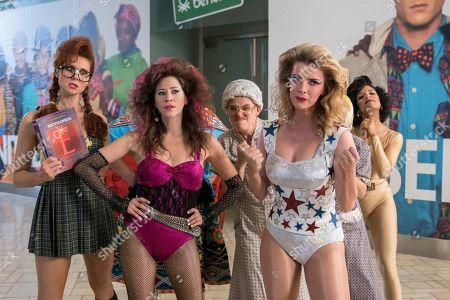 Kate Nash as Rhonda Richardson, Jackie Tohn as Melanie Rosen, Rebekka Johnson as Dawn Rivecca, Betty Gilpin as Debbie Eagan and Shakira Barrera as Yolanda Rivas