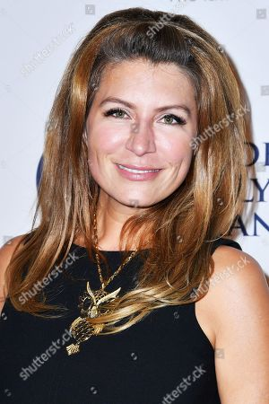 Stock Picture of Genevieve Gorder