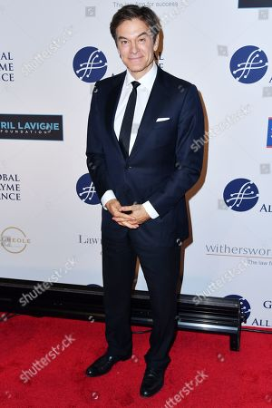 Editorial picture of 5th Annual Global Lyme Alliance Gala, Arrivals, Cipriani 42nd Street, New York, USA - 10 Oct 2019